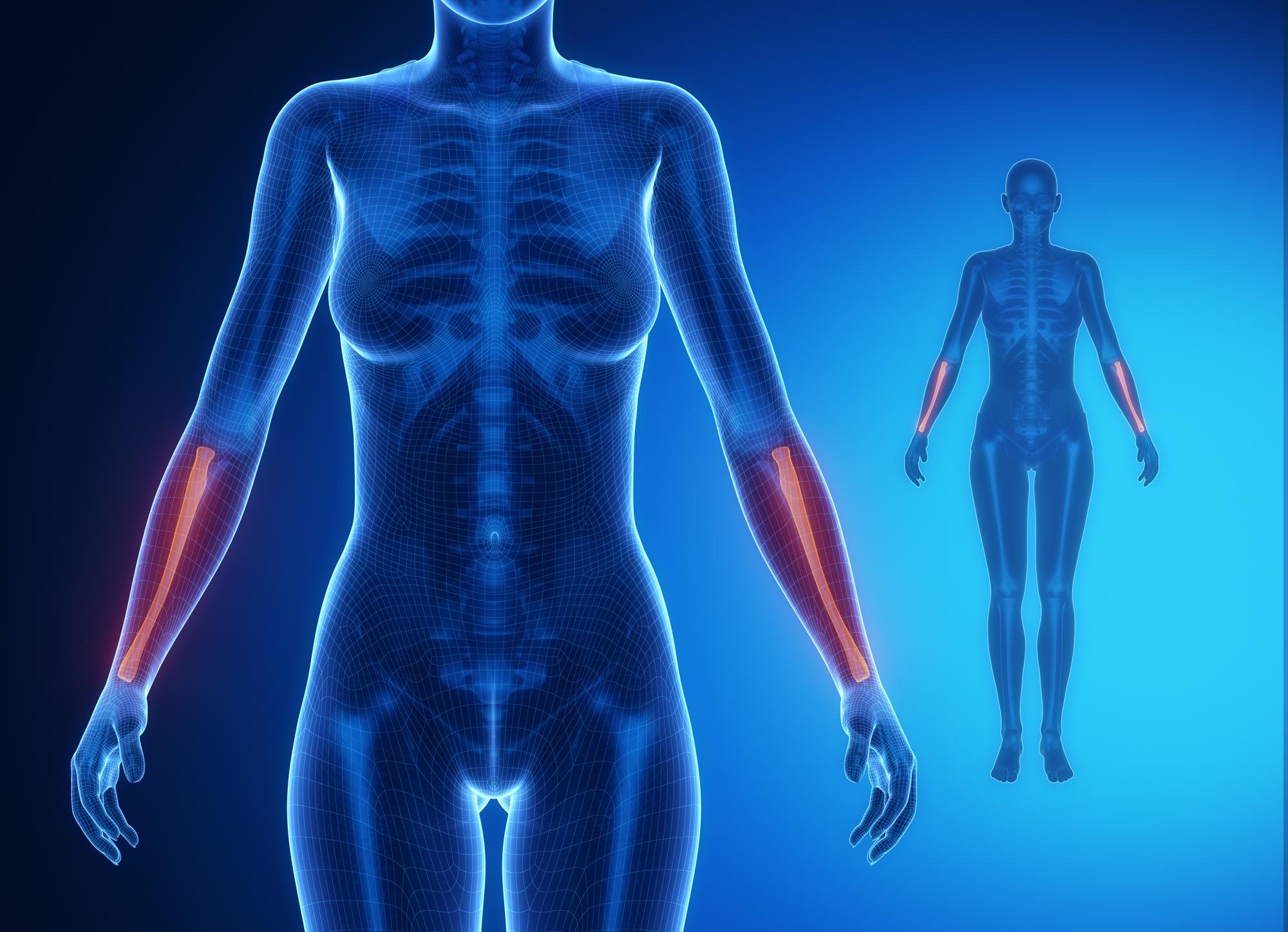 Atenção à saúde óssea
