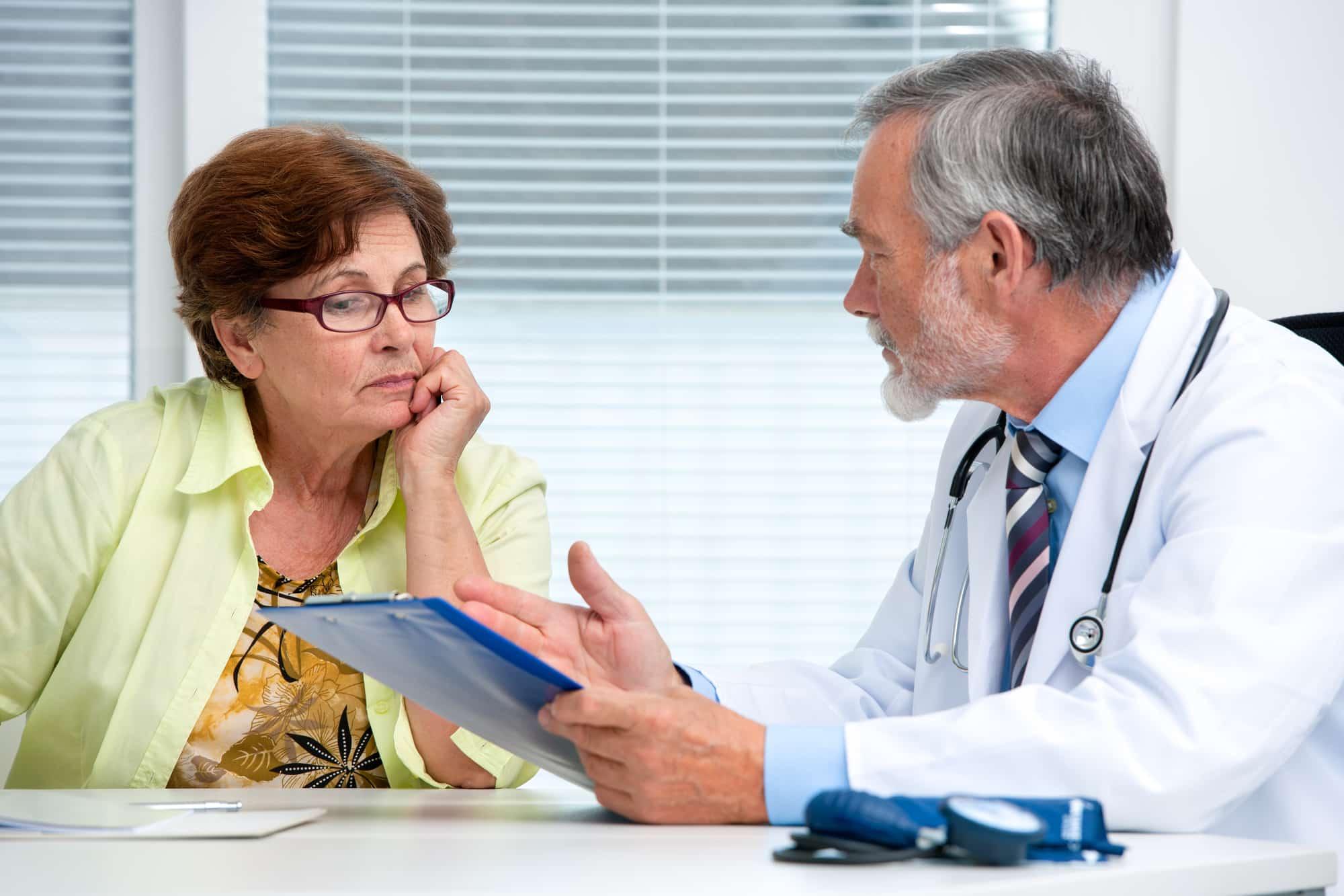 O que perguntar ao seu médico sobre o diagnóstico de câncer de mama?