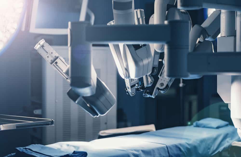 Cirurgia robótica do câncer de mama