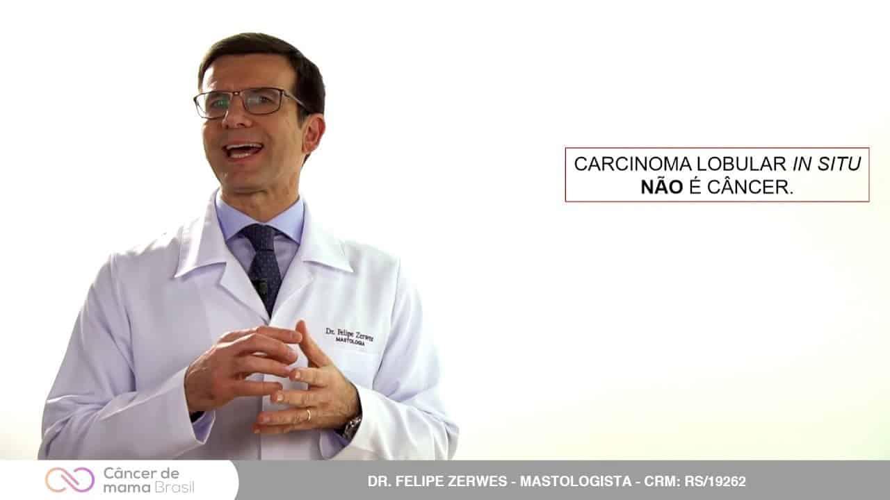 Carcinoma lobular in situ de mama