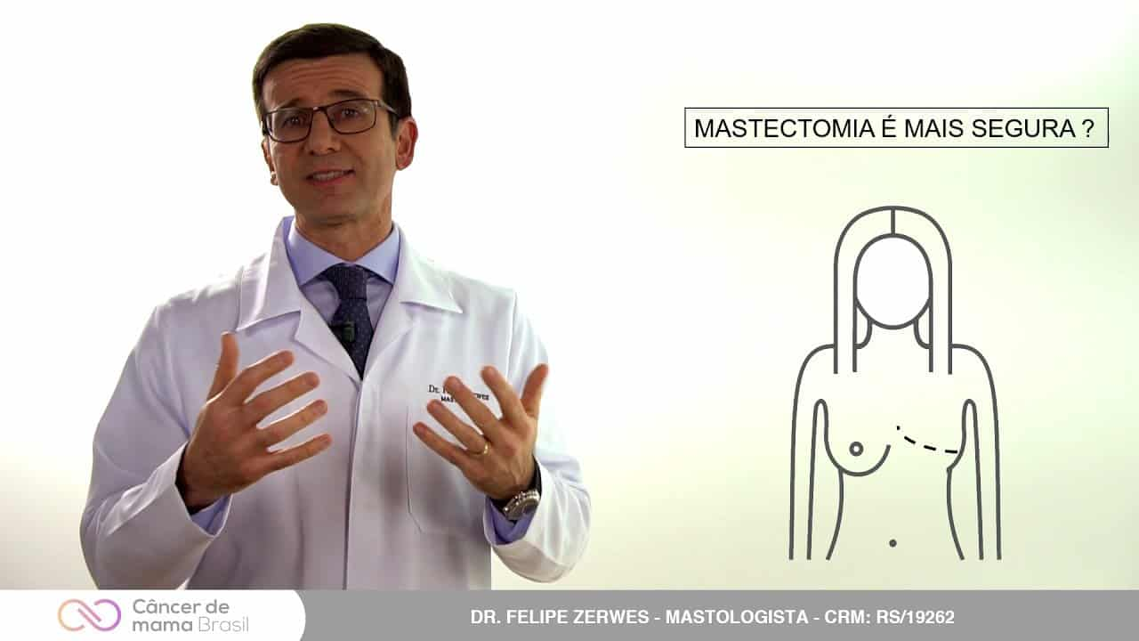 Qual a melhor cirurgia para o câncer de mama?