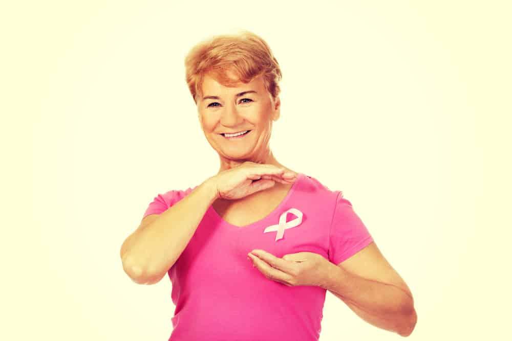 Câncer de mama em mulheres idosas