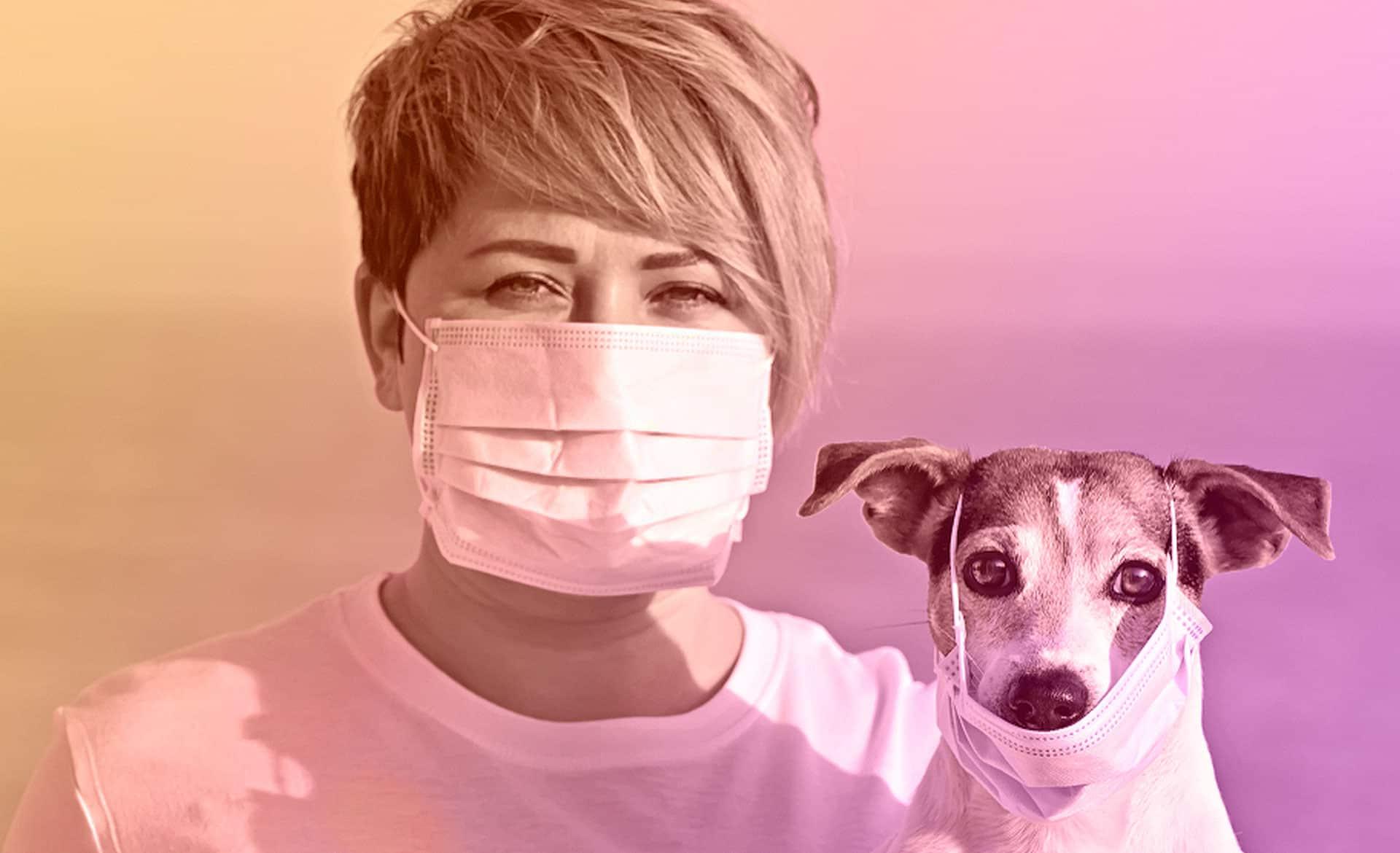 Uso de máscaras faciais contra o Coronavírus