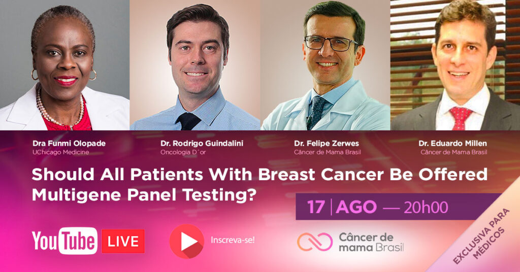 Should All Patients With Breast Cancer Be Offered Multigene Panel Testing?