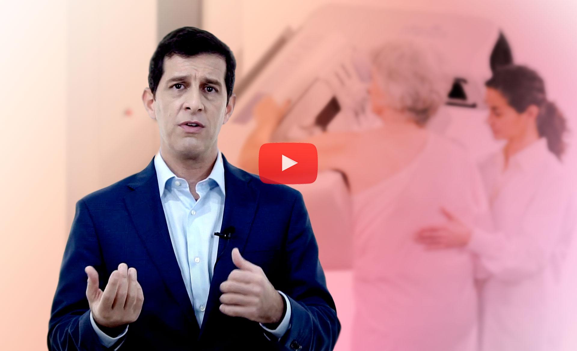 Tomossíntese e Mamografia  com contraste: o que você precisa saber.