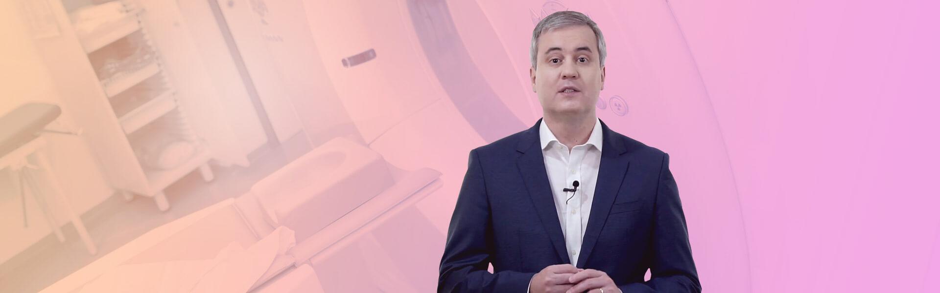 O que é o realce em ressonância magnética de mamas?